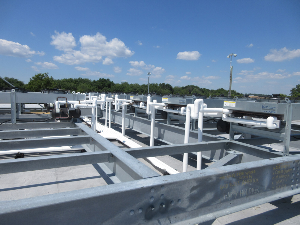 Wakefern Foods, Installed New LUVATA CRAC Cooling System For The Data Room